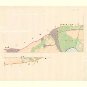 Alt Starzitz (Stary Stařic) - m2878-1-001 - Kaiserpflichtexemplar der Landkarten des stabilen Katasters