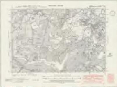 Surrey IV.SE - OS Six-Inch Map