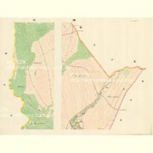 Schönwald - m3073-1-003 - Kaiserpflichtexemplar der Landkarten des stabilen Katasters