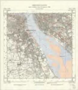 SJ38 - OS 1:25,000 Provisional Series Map