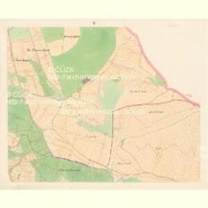 Hartowitz - c2344-1-002 - Kaiserpflichtexemplar der Landkarten des stabilen Katasters