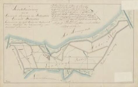 Generale Dijkagie van Stellendam (polders genaamd de Adriana, Eendragt, Hals en Scharrezee), gemeente Stellendam.