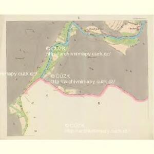 Karlsbad - c3056-1-008 - Kaiserpflichtexemplar der Landkarten des stabilen Katasters