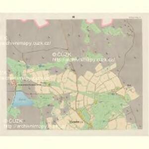 Thonbrun - c7496-3-003 - Kaiserpflichtexemplar der Landkarten des stabilen Katasters