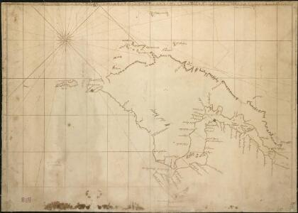 [Chart of Tierra del Fuego and the Strait of Magellan]