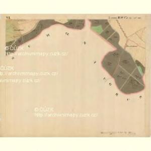 Probitz - m2405-1-008 - Kaiserpflichtexemplar der Landkarten des stabilen Katasters