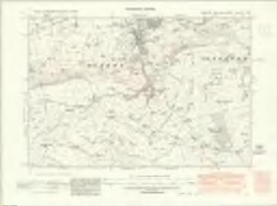 Yorkshire CLXXXV.SW - OS Six-Inch Map