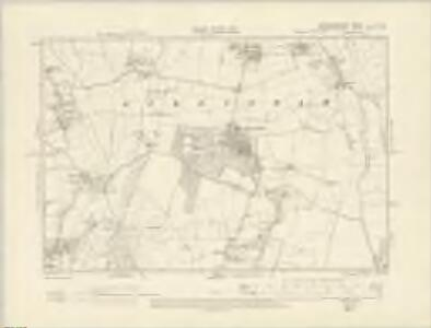 Gloucestershire V.SW - OS Six-Inch Map