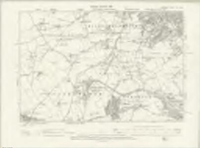 Durham XIV.NW - OS Six-Inch Map