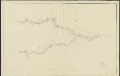 [Road map from Utrecht to Woerden and Oudewater]