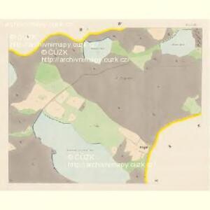 Nittowitz - c5175-1-003 - Kaiserpflichtexemplar der Landkarten des stabilen Katasters
