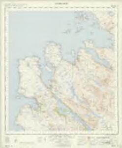 Gairloch - OS One-Inch Map
