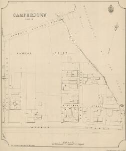 Camperdown, Sheet 13, 2nd ed. 1895