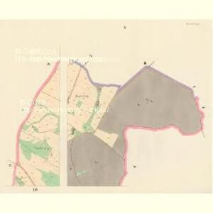 Kunwald - c3723-1-005 - Kaiserpflichtexemplar der Landkarten des stabilen Katasters