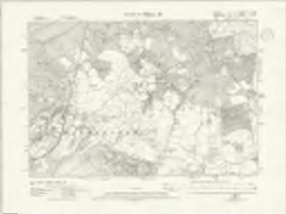 Surrey X.SW - OS Six-Inch Map