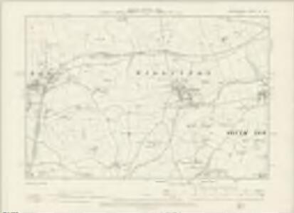 Oxfordshire IX.SW - OS Six-Inch Map
