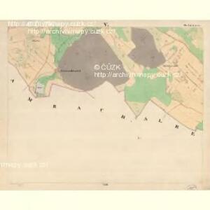 Guttenbrunn - c1165-1-005 - Kaiserpflichtexemplar der Landkarten des stabilen Katasters