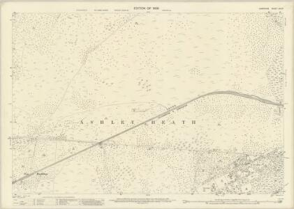 Hampshire and Isle of Wight LXX.10 (includes: St Leonards and St Ives) - 25 Inch Map