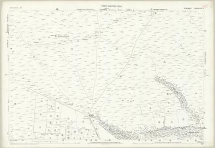 Somerset XLVI.2 (includes: Cutcombe; Luccombe; Wootton Courtenay) - 25 Inch Map