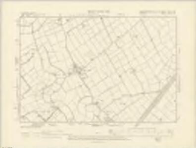 Cambridgeshire XVII.NW - OS Six-Inch Map