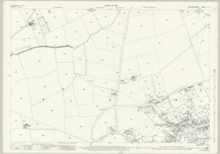 Huntingdonshire V.11 (includes: Orton Longueville; Yaxley) - 25 Inch Map