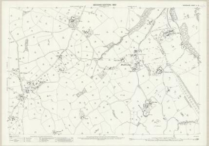 Shropshire V.12 (includes: Ellesmere Rural; St Martins) - 25 Inch Map