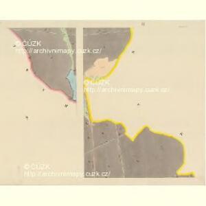 Hatzken - c1797-1-003 - Kaiserpflichtexemplar der Landkarten des stabilen Katasters