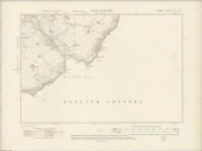 Cornwall LXXIX.NW - OS Six-Inch Map