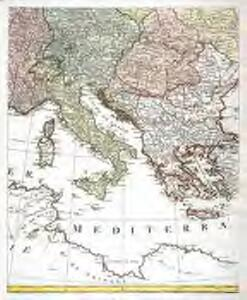 Carte generale de toute l'Europe, 5