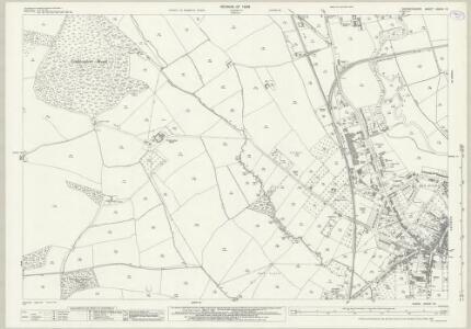 Warwickshire XXXVII.13 (includes: Alcester; Arrow) - 25 Inch Map