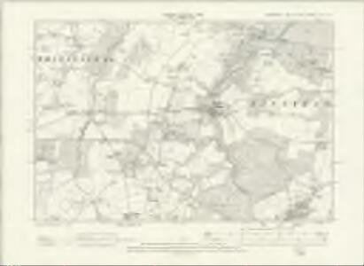 Hampshire & Isle of Wight XC.SE - OS Six-Inch Map