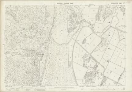 Caernarvonshire XXXV.1 (includes: Beddgelert; Dolbenmaen; Llanfrothen) - 25 Inch Map