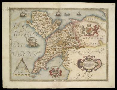 MONE INSULAE modo Anglesey et Caernaruan