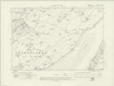 Anglesey XXII.SE - OS Six-Inch Map