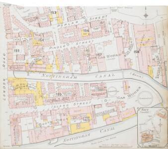 Insurance Plan of Nottingham Vol. II: sheet 23-1
