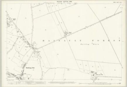 Essex (1st Ed/Rev 1862-96) LXVI.9 (includes: Ilford) - 25 Inch Map