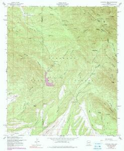 Huachuca Peak