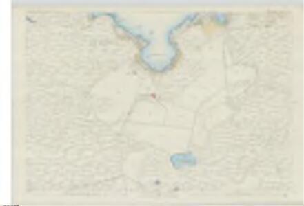 Argyll and Bute, Sheet CXCVI.3 (Kilchoman) - OS 25 Inch map