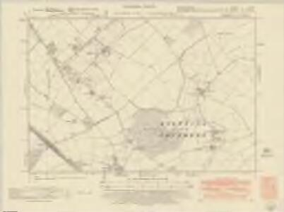 Bedfordshire IV.SW - OS Six-Inch Map
