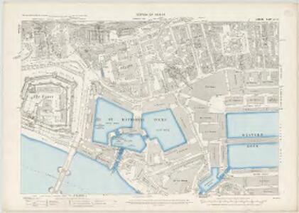London Town Map.London Vii 77 Os London Town Plan