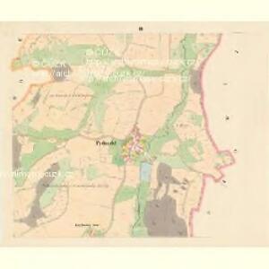 Podmokl (Podmok) - c5911-1-003 - Kaiserpflichtexemplar der Landkarten des stabilen Katasters