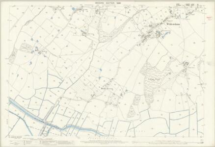 Kent LXXIX.16 (includes: Iden; Peasmarsh; Wittersham) - 25 Inch Map