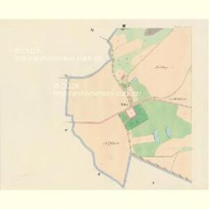 Kokorzow - c3272-1-002 - Kaiserpflichtexemplar der Landkarten des stabilen Katasters