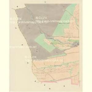 Tschemin (Czemin) - c0842-1-004 - Kaiserpflichtexemplar der Landkarten des stabilen Katasters