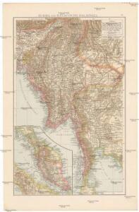 Burma und Malayische Halbinsel