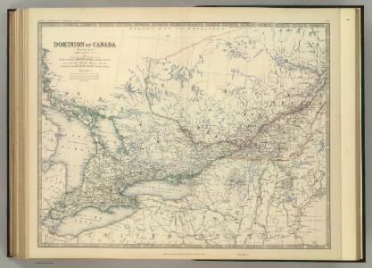 Central Canada.
