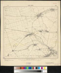 Meßtischblatt 2678 : Schafstedt, 1912