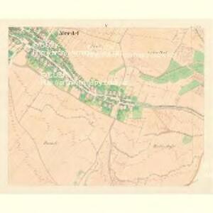 Meedel (Metle) - m1745-1-005 - Kaiserpflichtexemplar der Landkarten des stabilen Katasters