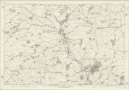 Essex IX - OS Six-Inch Map