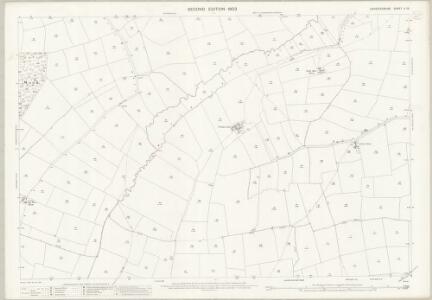 Leicestershire X.13 (includes: Belton; Long Whatton) - 25 Inch Map
